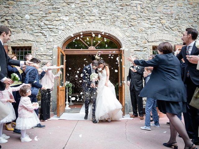 Il matrimonio di Davide e Clarissa a Bergamo, Bergamo 39