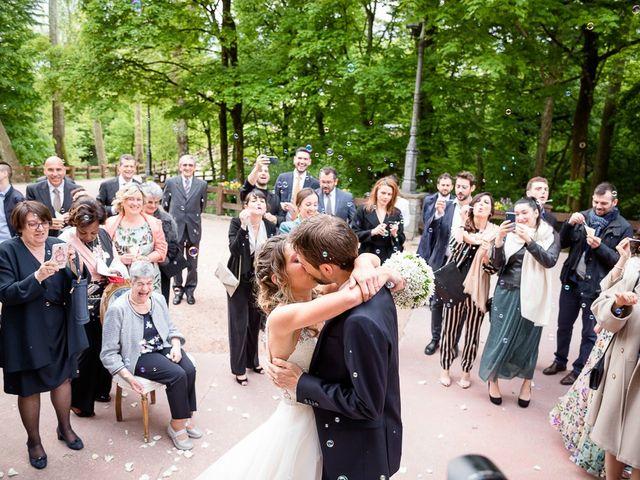 Il matrimonio di Davide e Clarissa a Bergamo, Bergamo 41