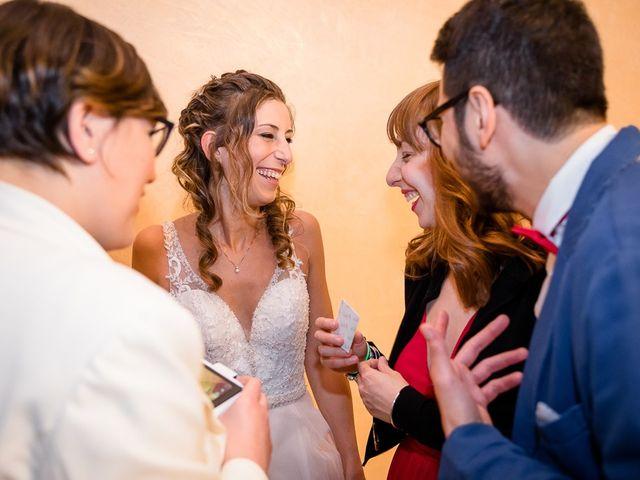 Il matrimonio di Davide e Clarissa a Bergamo, Bergamo 48