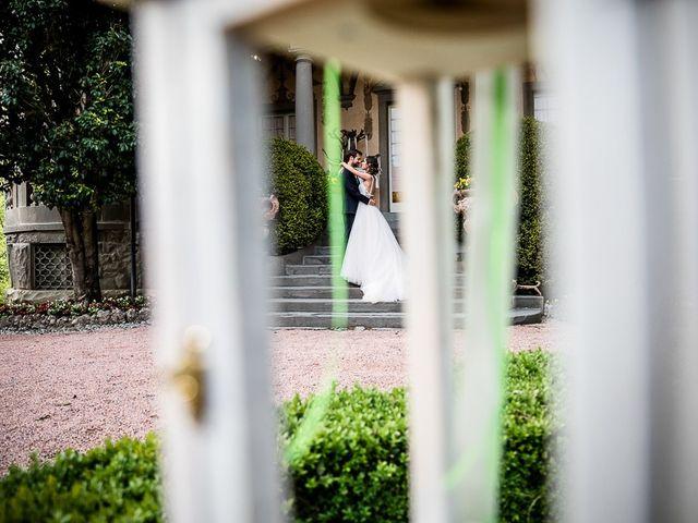 Il matrimonio di Davide e Clarissa a Bergamo, Bergamo 52
