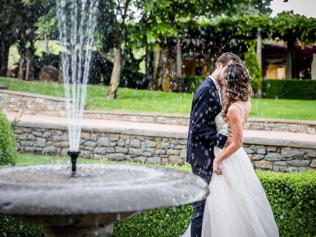 Il matrimonio di Davide e Clarissa a Bergamo, Bergamo 53