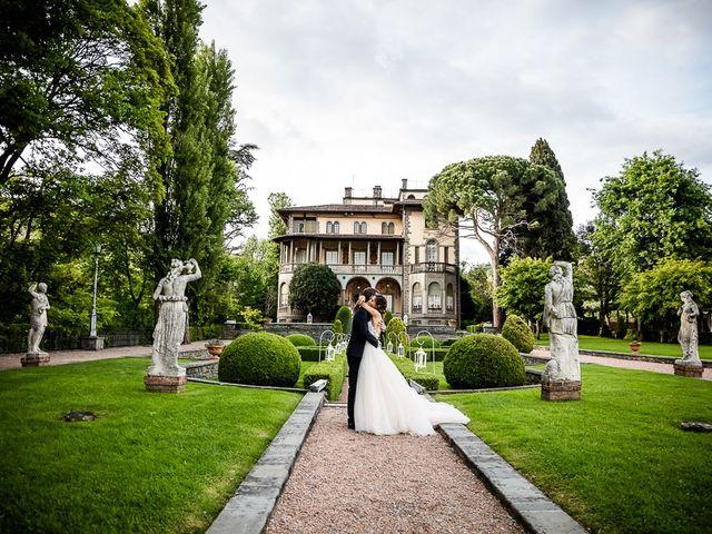 Il matrimonio di Davide e Clarissa a Bergamo, Bergamo 54