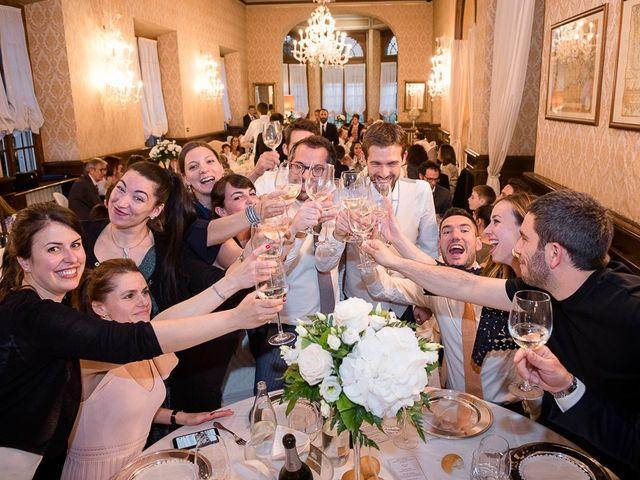 Il matrimonio di Davide e Clarissa a Bergamo, Bergamo 61