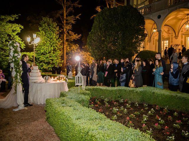 Il matrimonio di Davide e Clarissa a Bergamo, Bergamo 70