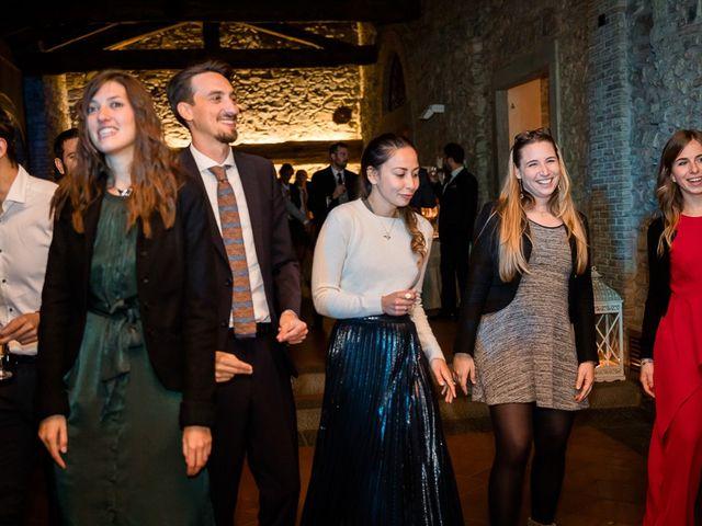 Il matrimonio di Davide e Clarissa a Bergamo, Bergamo 76
