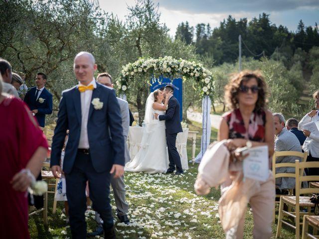 Il matrimonio di Luca e Valentina a Prato, Prato 34