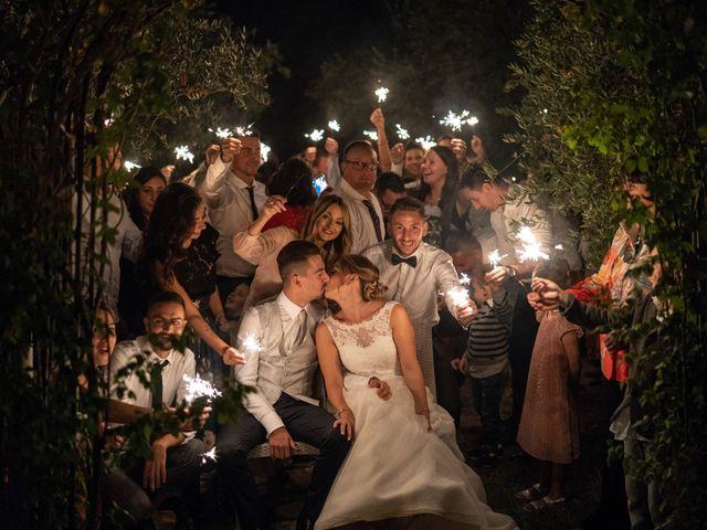 Il matrimonio di Luca e Valentina a Prato, Prato 37
