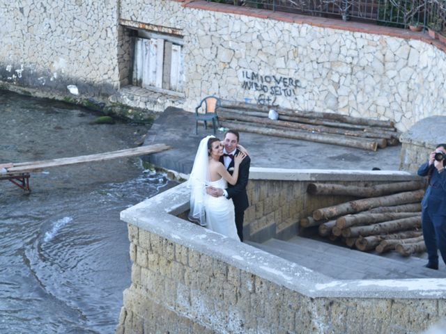 Il matrimonio di Daniela e Luigi a Napoli, Napoli 1