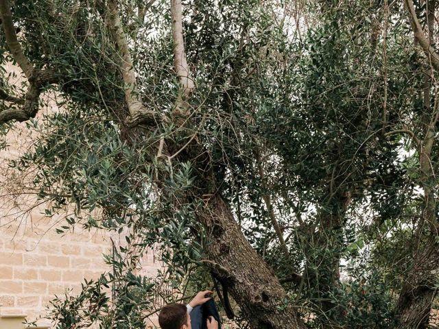 Il matrimonio di Sean e Micaela a Gallipoli, Lecce 7