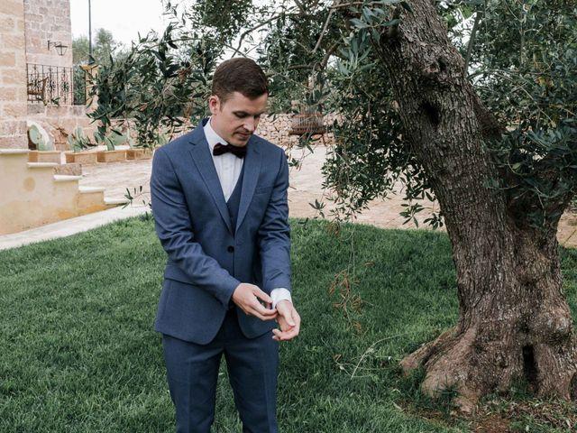 Il matrimonio di Sean e Micaela a Gallipoli, Lecce 8