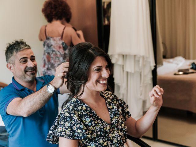 Il matrimonio di Sean e Micaela a Gallipoli, Lecce 19