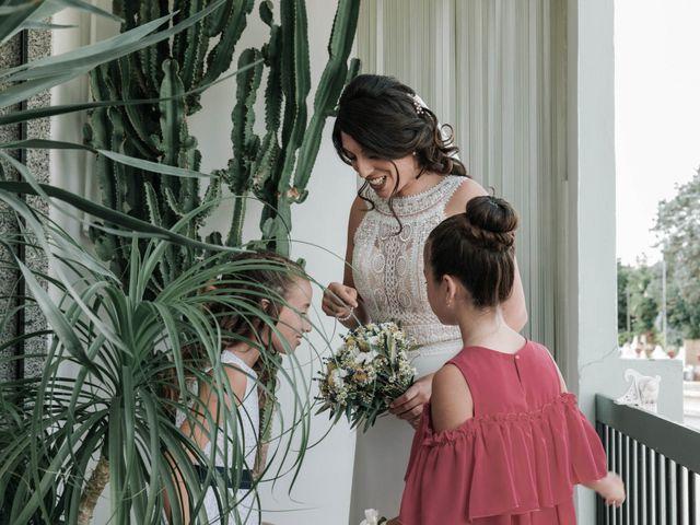 Il matrimonio di Sean e Micaela a Gallipoli, Lecce 27