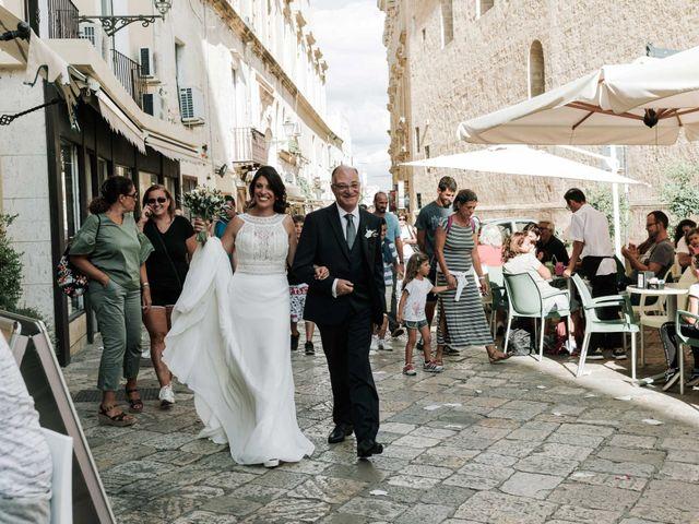Il matrimonio di Sean e Micaela a Gallipoli, Lecce 30