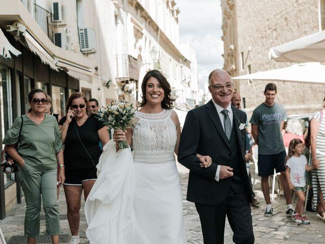 Il matrimonio di Sean e Micaela a Gallipoli, Lecce 31