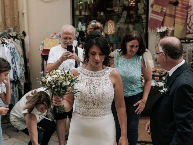 Il matrimonio di Sean e Micaela a Gallipoli, Lecce 32