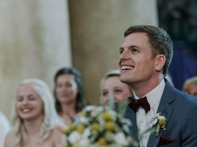 Il matrimonio di Sean e Micaela a Gallipoli, Lecce 36