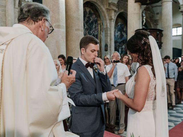 Il matrimonio di Sean e Micaela a Gallipoli, Lecce 40