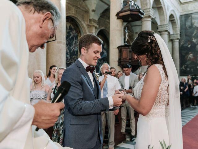 Il matrimonio di Sean e Micaela a Gallipoli, Lecce 41