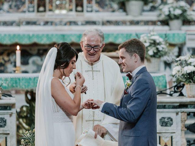 Il matrimonio di Sean e Micaela a Gallipoli, Lecce 42