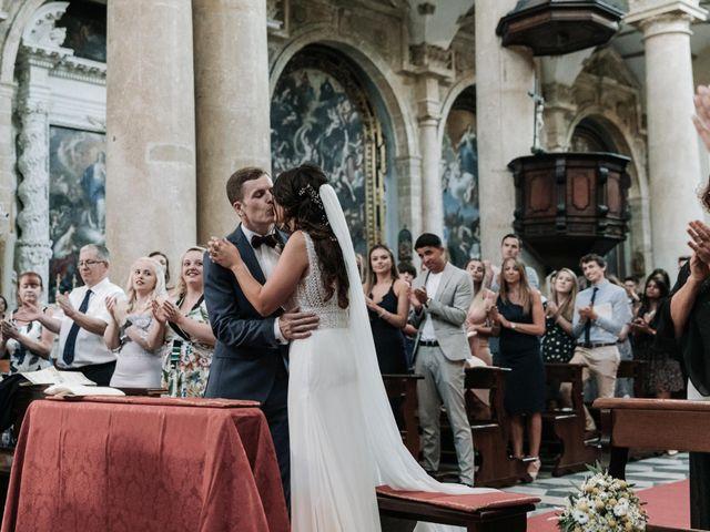 Il matrimonio di Sean e Micaela a Gallipoli, Lecce 45