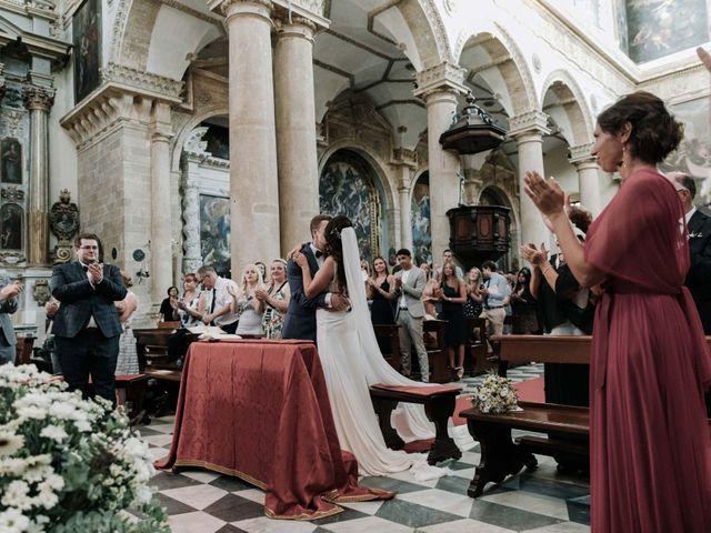 Il matrimonio di Sean e Micaela a Gallipoli, Lecce 46