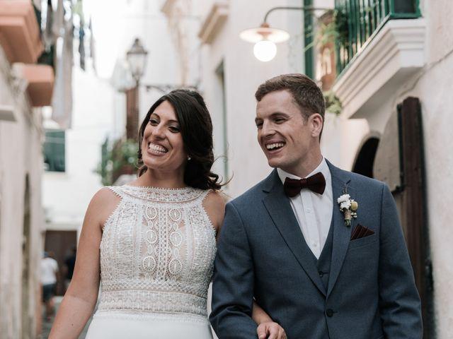 Il matrimonio di Sean e Micaela a Gallipoli, Lecce 57