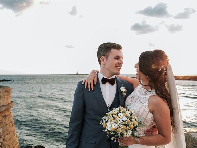 Il matrimonio di Sean e Micaela a Gallipoli, Lecce 58