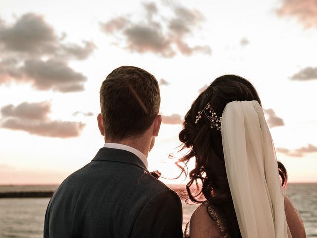 Il matrimonio di Sean e Micaela a Gallipoli, Lecce 60