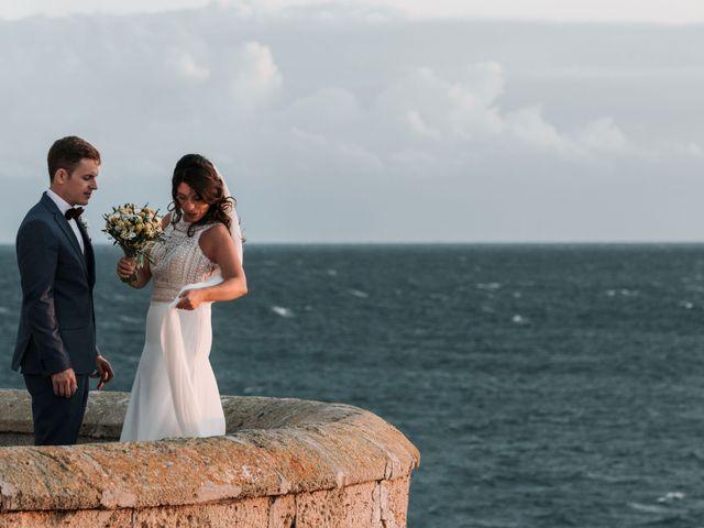 Il matrimonio di Sean e Micaela a Gallipoli, Lecce 63