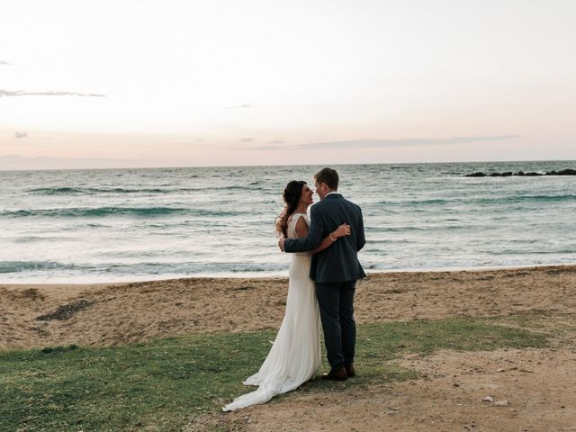 Il matrimonio di Sean e Micaela a Gallipoli, Lecce 66