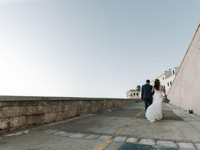 Il matrimonio di Sean e Micaela a Gallipoli, Lecce 70