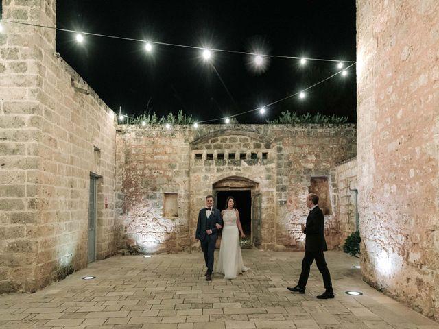 Il matrimonio di Sean e Micaela a Gallipoli, Lecce 71