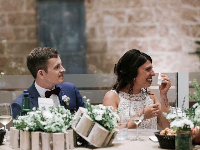 Il matrimonio di Sean e Micaela a Gallipoli, Lecce 79