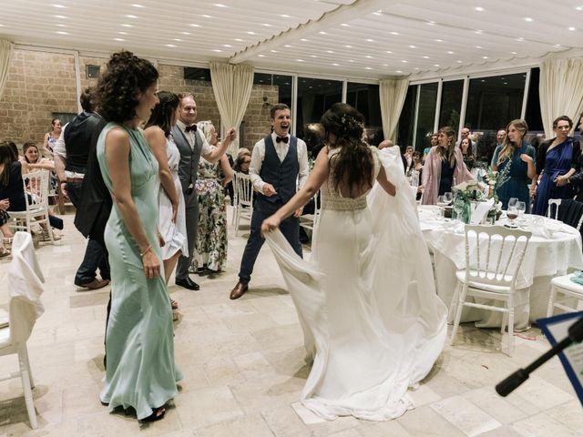 Il matrimonio di Sean e Micaela a Gallipoli, Lecce 84