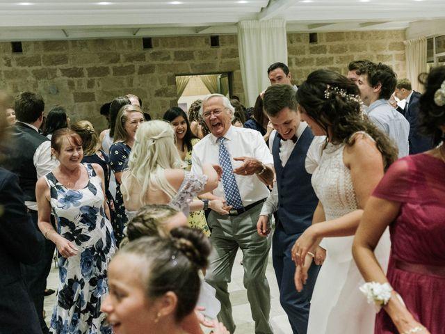 Il matrimonio di Sean e Micaela a Gallipoli, Lecce 86