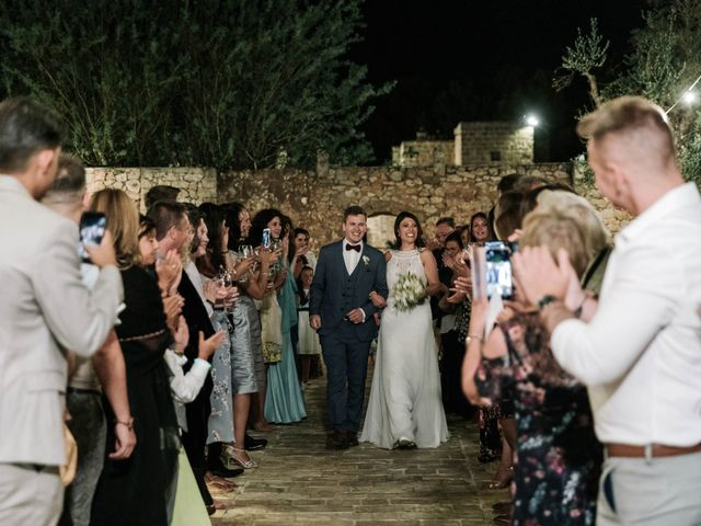 Il matrimonio di Sean e Micaela a Gallipoli, Lecce 88