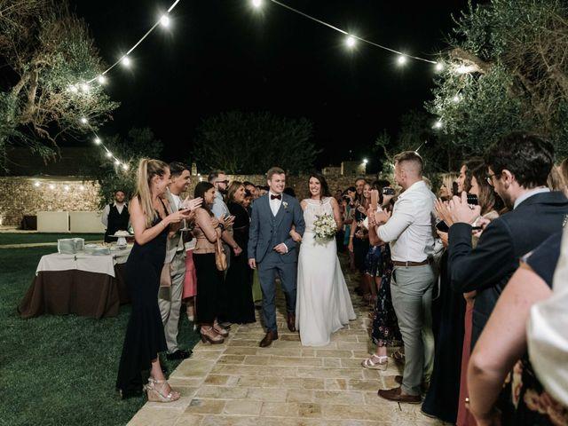 Il matrimonio di Sean e Micaela a Gallipoli, Lecce 89
