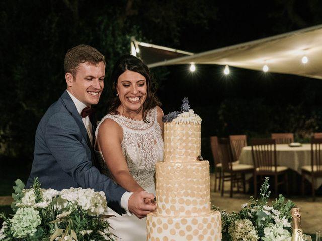 Il matrimonio di Sean e Micaela a Gallipoli, Lecce 90