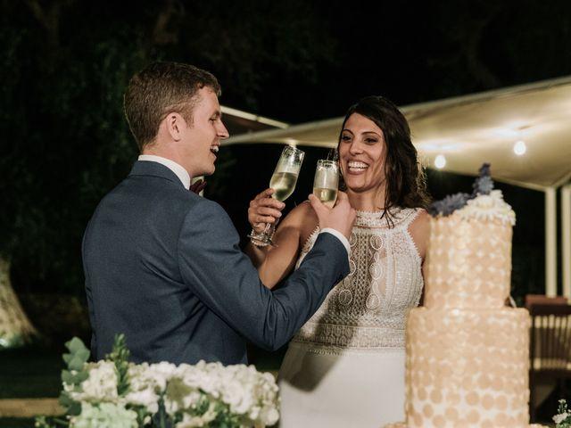 Il matrimonio di Sean e Micaela a Gallipoli, Lecce 91