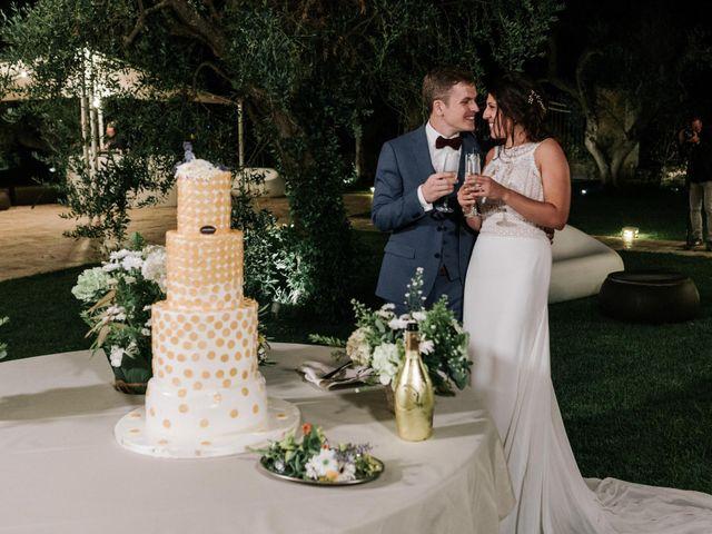 Il matrimonio di Sean e Micaela a Gallipoli, Lecce 92