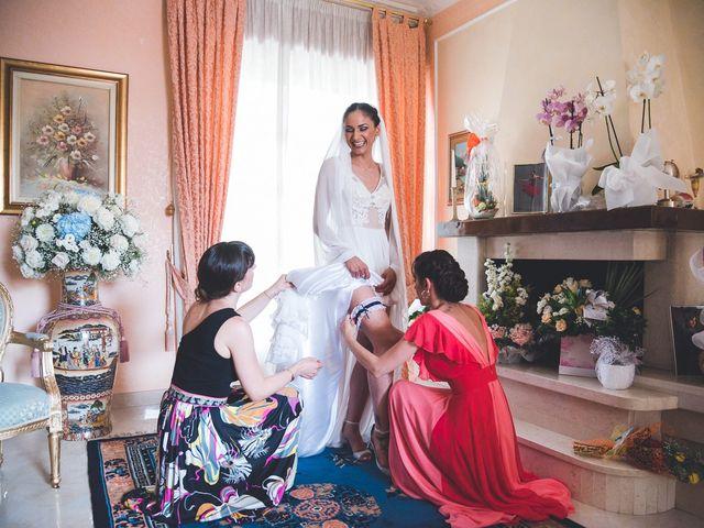 Il matrimonio di Crescenzo e Sabrina a Frattaminore, Napoli 6