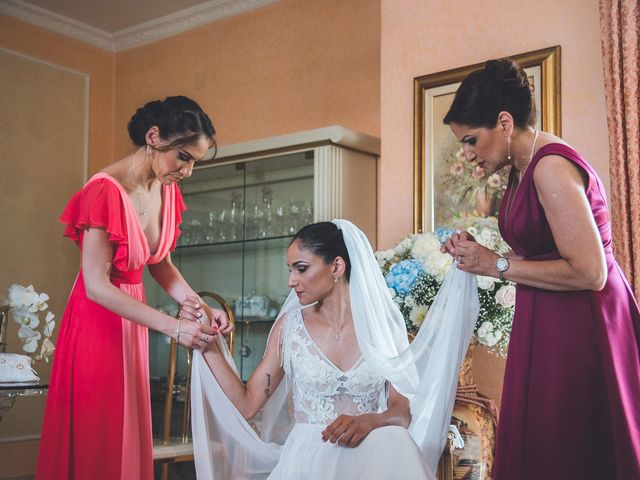 Il matrimonio di Crescenzo e Sabrina a Frattaminore, Napoli 7