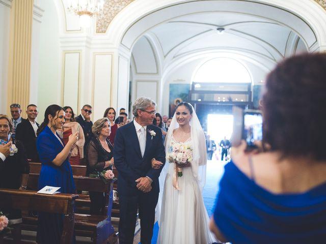 Il matrimonio di Crescenzo e Sabrina a Frattaminore, Napoli 13