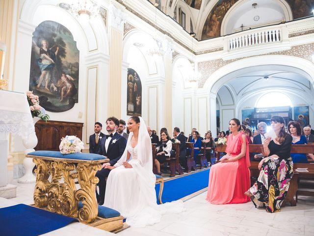 Il matrimonio di Crescenzo e Sabrina a Frattaminore, Napoli 17