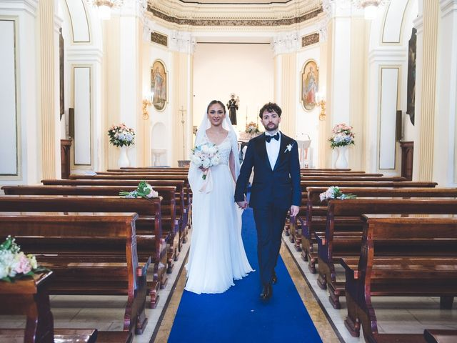 Il matrimonio di Crescenzo e Sabrina a Frattaminore, Napoli 18