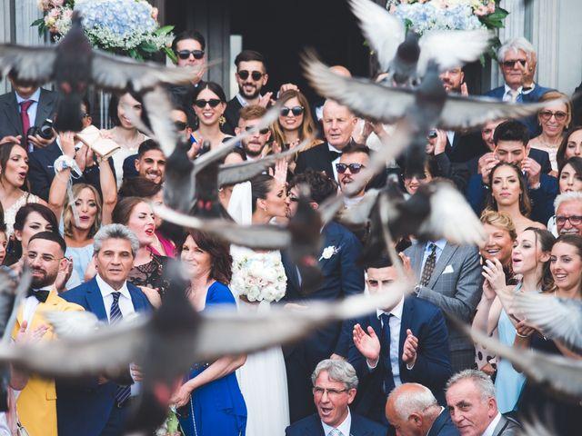 Il matrimonio di Crescenzo e Sabrina a Frattaminore, Napoli 19