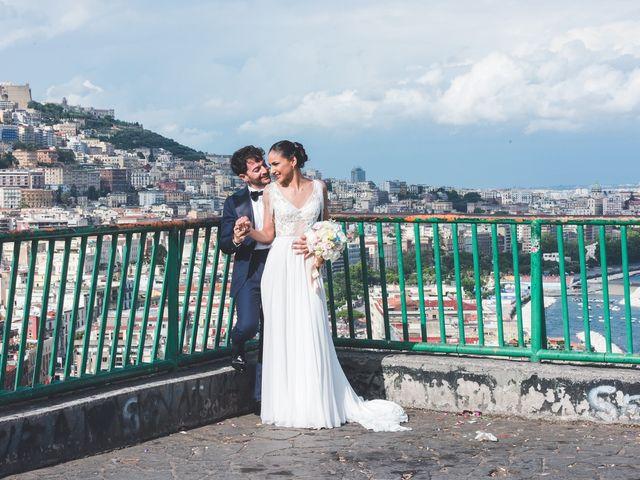 Il matrimonio di Crescenzo e Sabrina a Frattaminore, Napoli 20
