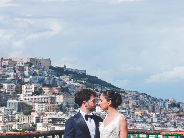 Il matrimonio di Crescenzo e Sabrina a Frattaminore, Napoli 21