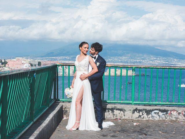 Il matrimonio di Crescenzo e Sabrina a Frattaminore, Napoli 22
