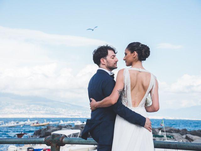 Il matrimonio di Crescenzo e Sabrina a Frattaminore, Napoli 24